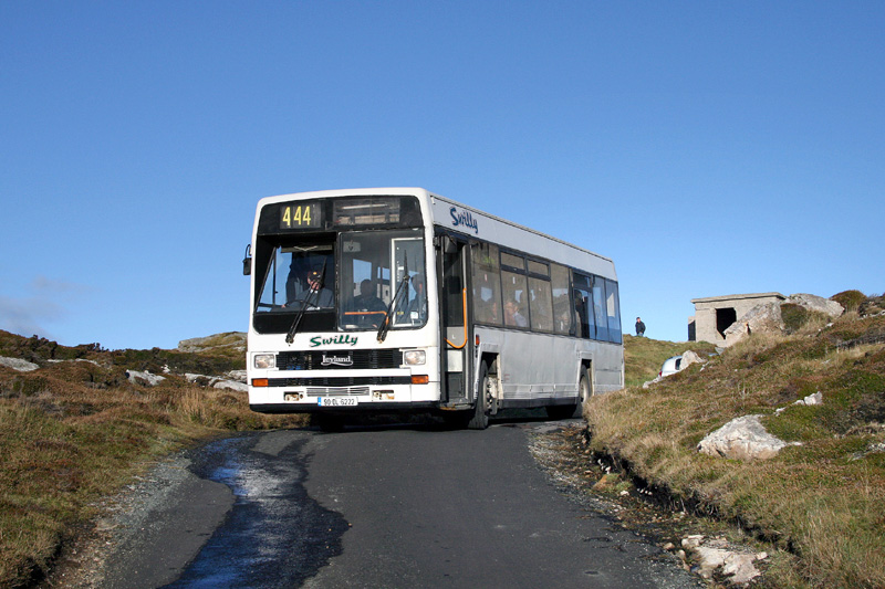 Leyland Lynx 444 - Malin Head - Oct 2010 - [ Paul Savage ]