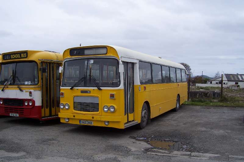 Former Citybus RELL/Alexander 457 - April 2005 (Will Hughes)