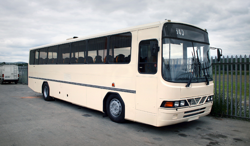 Former Ulsterbus Tiger/Wright 1424 - Letterkenny - Jun 10 - [ Paul Savage ]