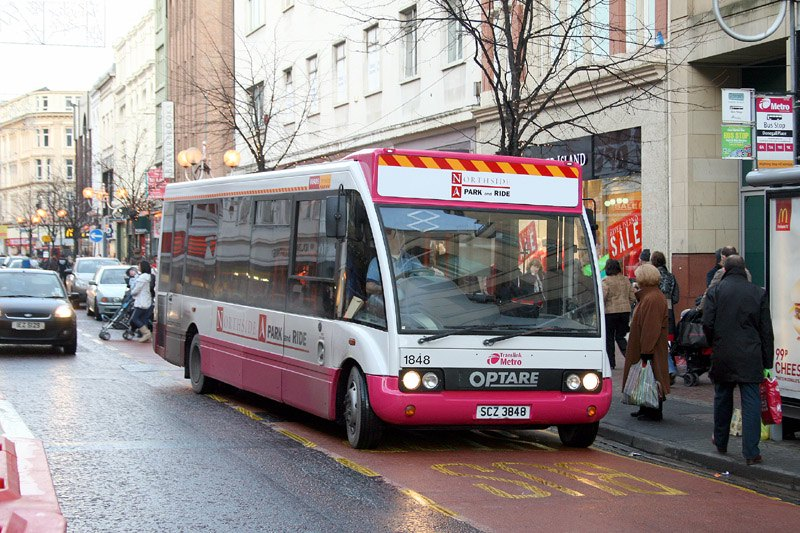 Solo 1848 - Belfast City Centre - January 2010 (Paul Savage)